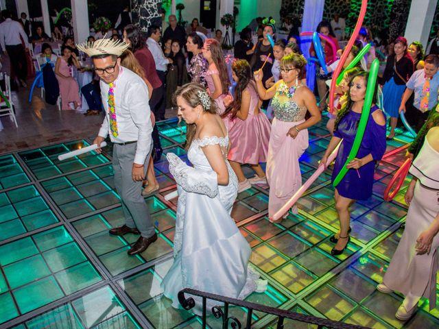 La boda de Marco y Yuliana en Xochimilco, Ciudad de México 62