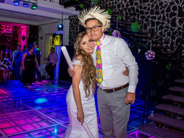La boda de Marco y Yuliana en Xochimilco, Ciudad de México 63