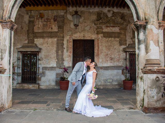 La boda de Marco y Yuliana en Xochimilco, Ciudad de México 64
