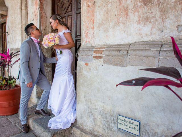 La boda de Marco y Yuliana en Xochimilco, Ciudad de México 65