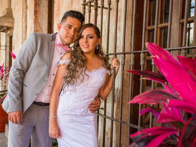 La boda de Marco y Yuliana en Xochimilco, Ciudad de México 66