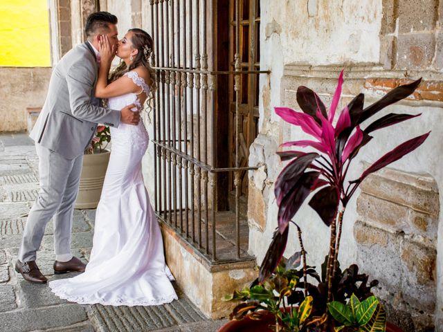La boda de Marco y Yuliana en Xochimilco, Ciudad de México 69