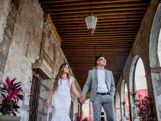 La boda de Marco y Yuliana en Xochimilco, Ciudad de México 71