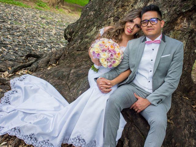 La boda de Marco y Yuliana en Xochimilco, Ciudad de México 72