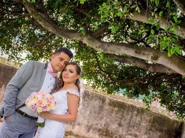 La boda de Marco y Yuliana en Xochimilco, Ciudad de México 78