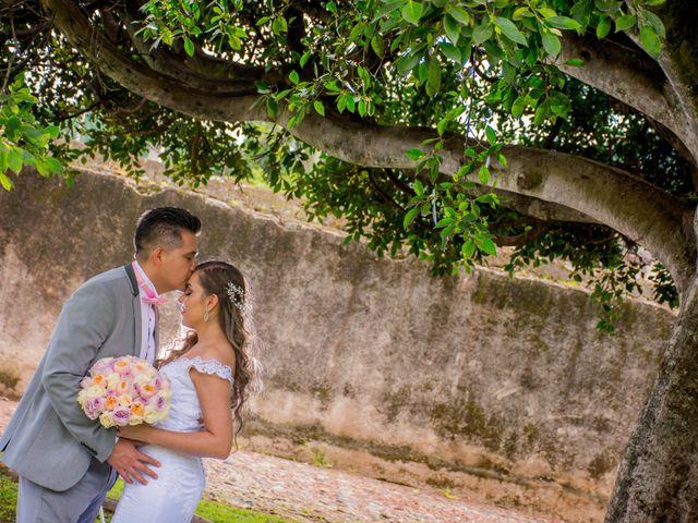La boda de Marco y Yuliana en Xochimilco, Ciudad de México 79