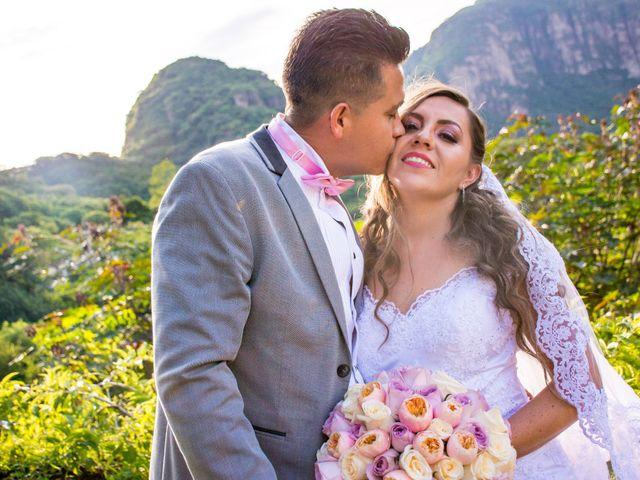 La boda de Marco y Yuliana en Xochimilco, Ciudad de México 80