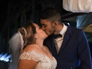 La boda de Celina y Reyes