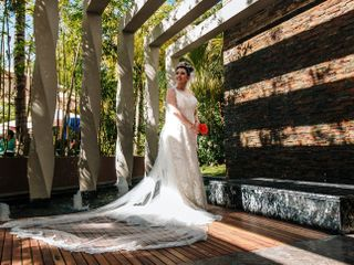 La boda de Gabriela y Arnulfo 1