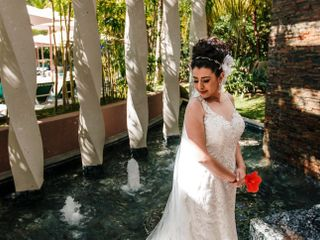 La boda de Gabriela y Arnulfo 2