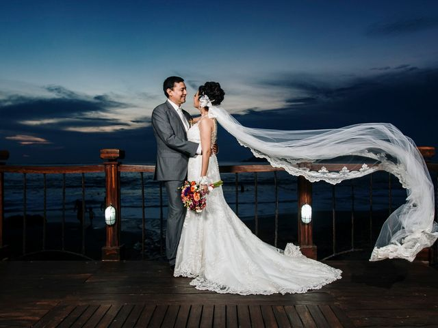 La boda de Gabriela y Arnulfo