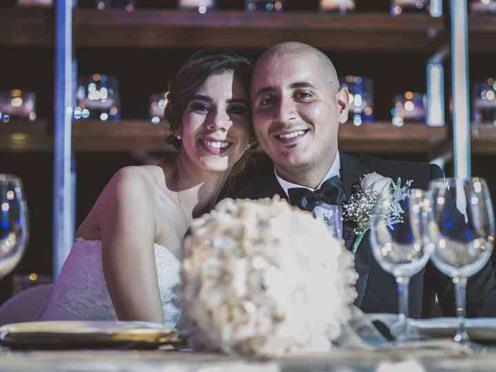 La boda de Carolina y Ramón