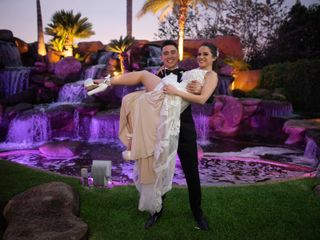 La boda de Viri y Dai