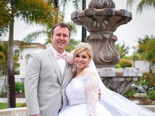 La boda de Paola y Todor 1