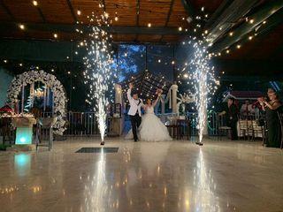 La boda de Rocío Denisse  y Edgar Esau  1