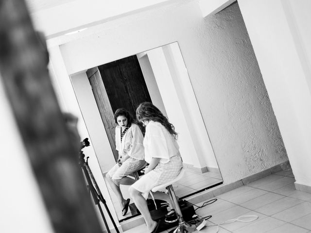 La boda de Carlos y Nayeli en Temixco, Morelos 3