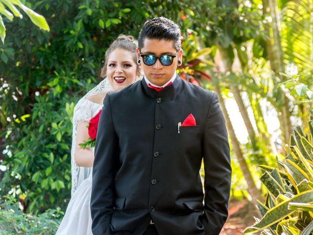 La boda de Carlos y Nayeli en Temixco, Morelos 9
