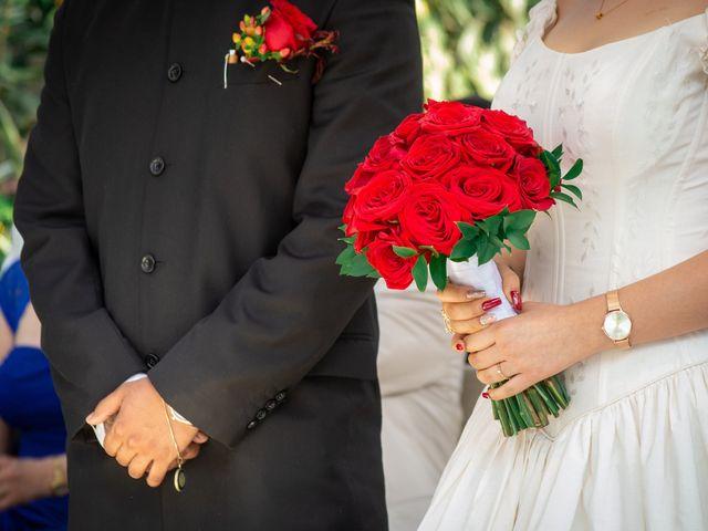 La boda de Carlos y Nayeli en Temixco, Morelos 1