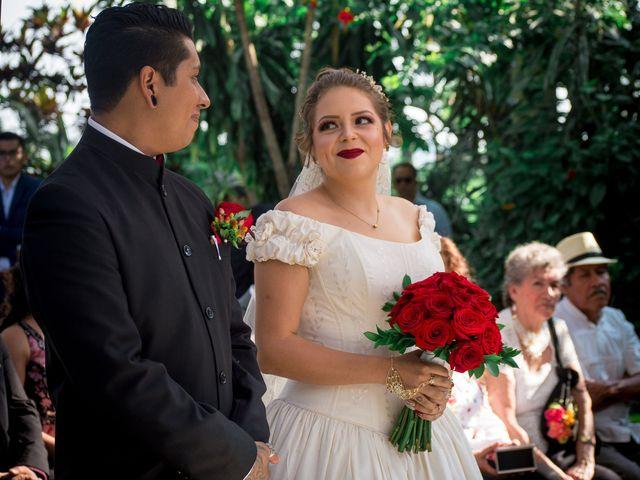 La boda de Carlos y Nayeli en Temixco, Morelos 13