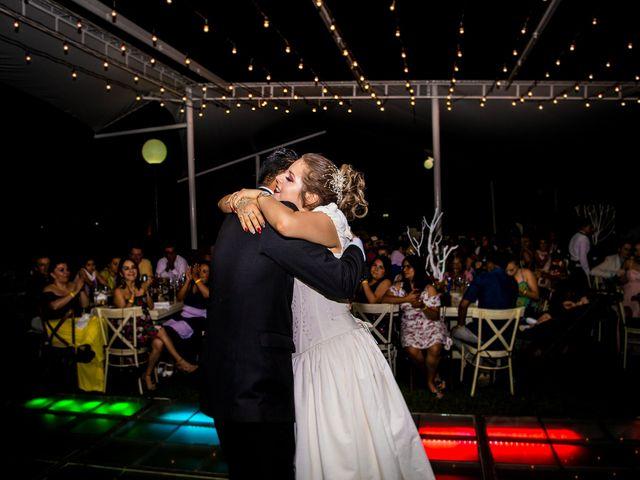 La boda de Carlos y Nayeli en Temixco, Morelos 21