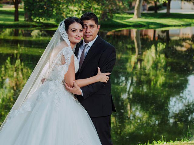 La boda de Jacqueline y Edgar