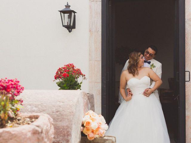 La boda de Allan y Mirx