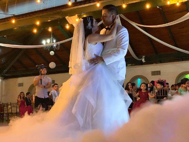 La boda de Rocío Denisse  y Edgar Esau