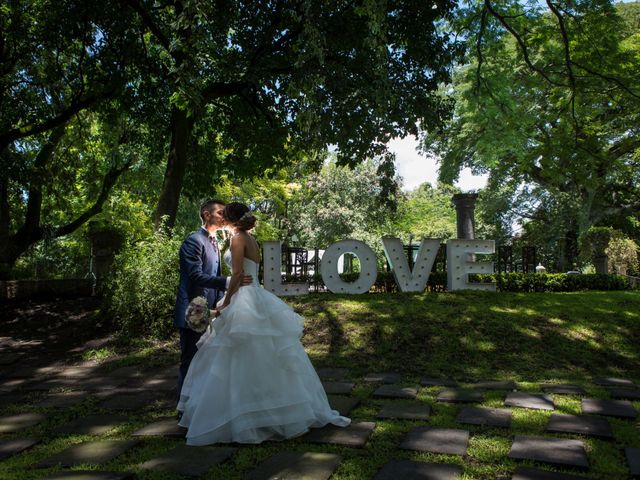 La boda de Stephany y Mario