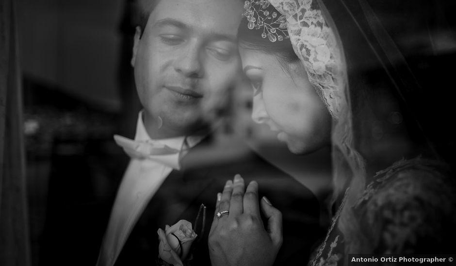 La boda de Alfredo y Liss en Zacatecas, Zacatecas