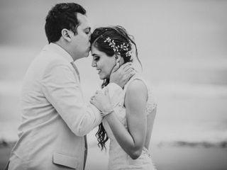 La boda de Giovanna y Rodolfo 1