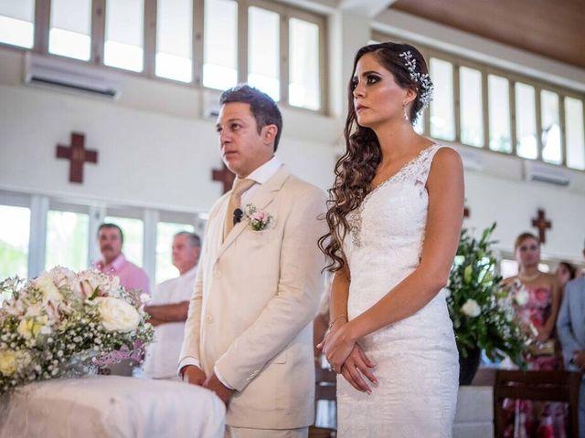 La boda de Giovanna y Rodolfo