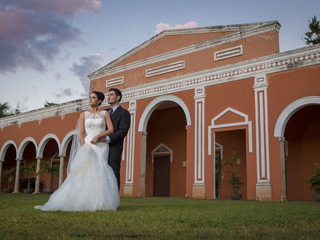 La boda de Mario y Claudina en Mérida, Yucatán 2