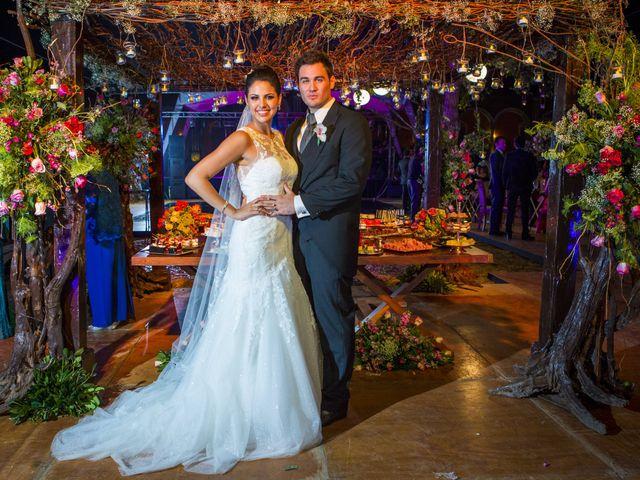 La boda de Claudina y Mario