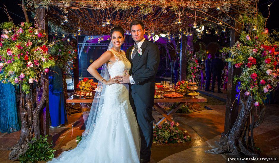 La boda de Mario y Claudina en Mérida, Yucatán