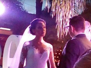 La boda de Gerardo y Zareth 1