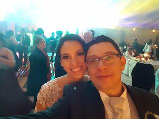 La boda de Gerardo y Zareth