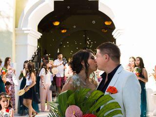 La boda de Julieta y Daniel