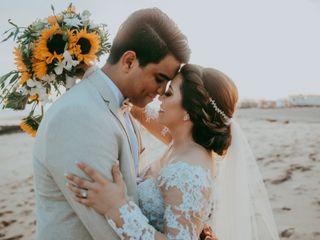 La boda de Cristina y Alexander