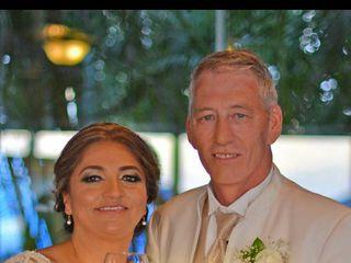 La boda de Faby  y Andy 1