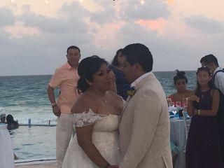 La boda de María Elena  y Alan  1