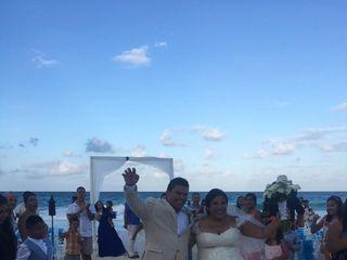 La boda de María Elena  y Alan  2