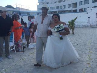 La boda de María Elena  y Alan  3