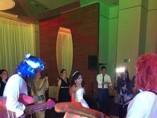 La boda de Jaqueline  y Francisco  1