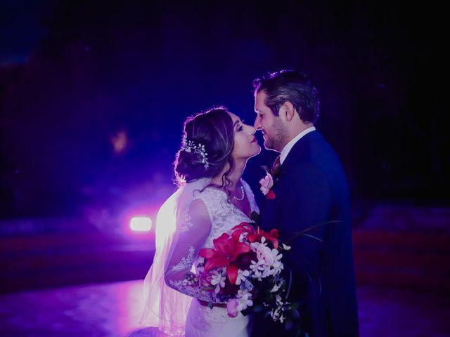 La boda de Daphne y Mauricio