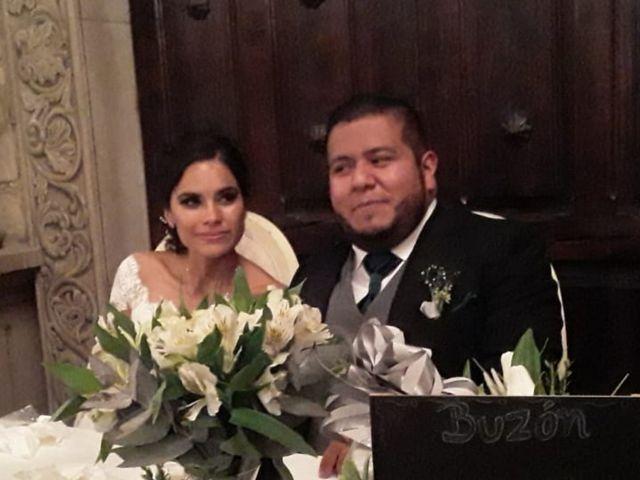 La boda de Jair y Jessica