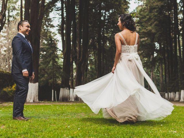 La boda de Paulina y Rodrigo