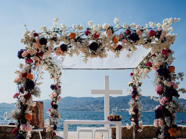 La boda de Irving y Fabiola en Acapulco, Guerrero 14