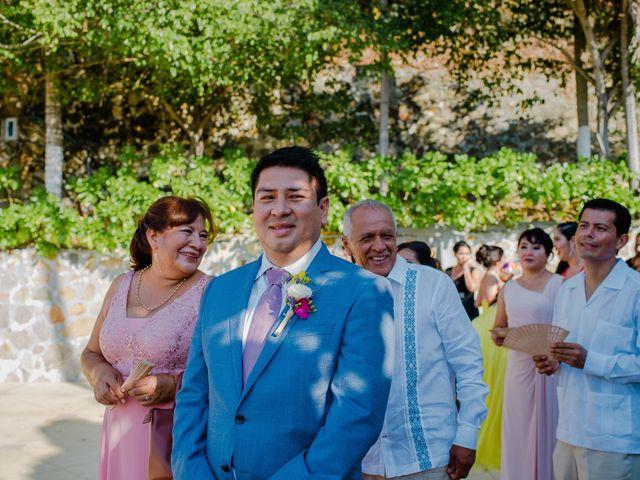 La boda de Irving y Fabiola en Acapulco, Guerrero 15
