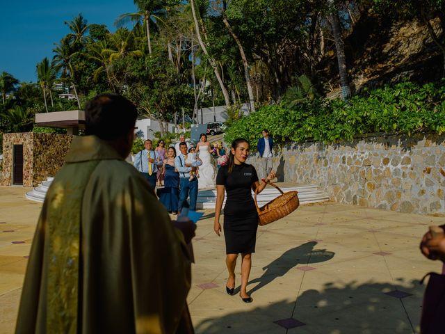 La boda de Irving y Fabiola en Acapulco, Guerrero 17