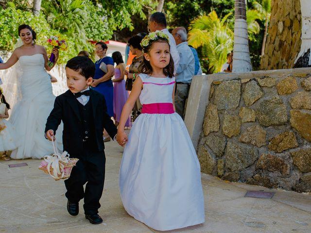 La boda de Irving y Fabiola en Acapulco, Guerrero 18